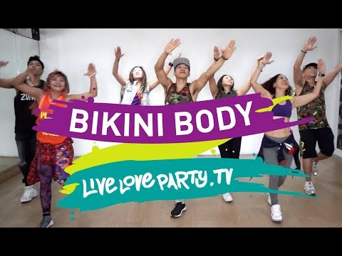 Bikini Body | Live Love Party | Zumba® | Dance Fitness