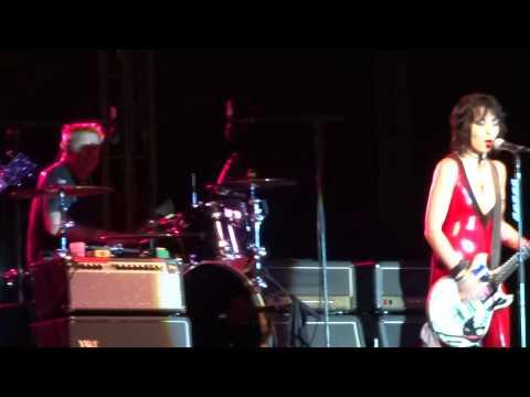 Joan Jett - Any Weather - Decatur, IL - 03 08 14