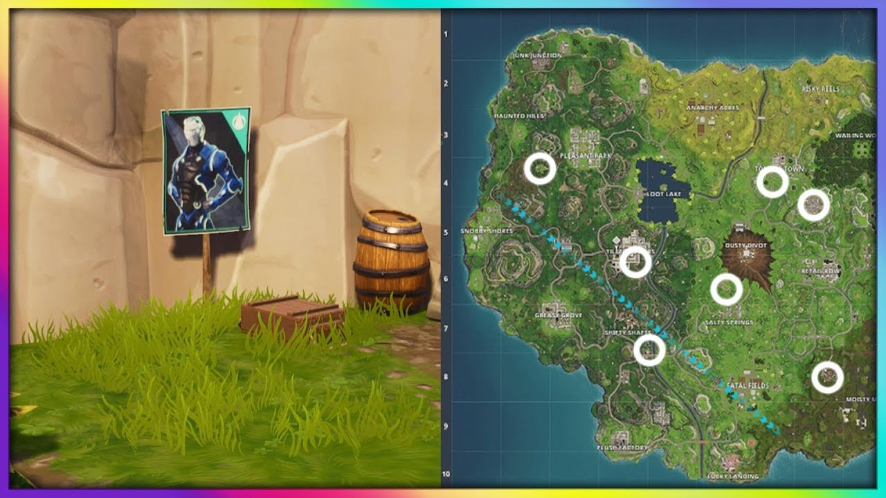 omega posters locations