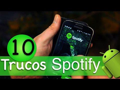 Top10: Trucos para Spotify en Android 2017