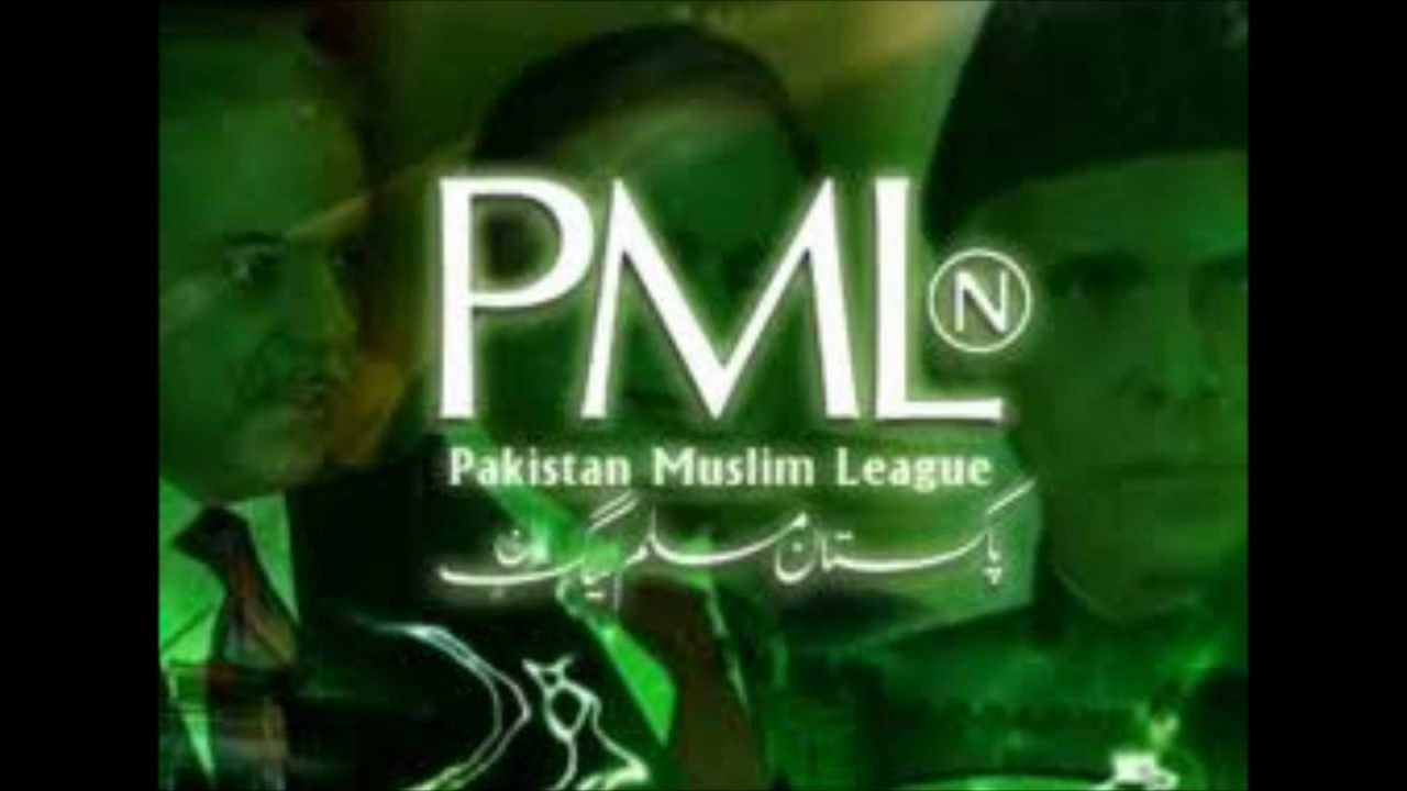 Pml n flag photos