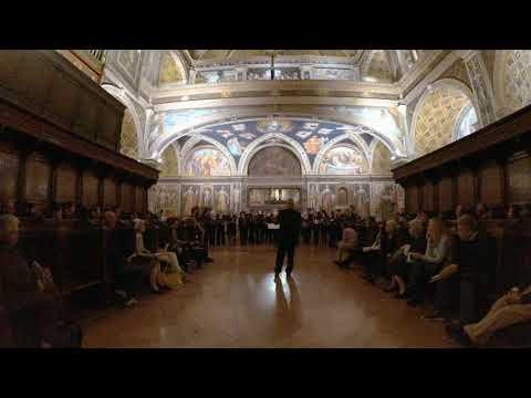 12 ottobre 2017 - Milano Chiesa di San Maurizio al Monastero Maggiore
