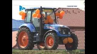 Техника «Тракторных заводов» блистательно выступила на III чемпионате России по пахоте