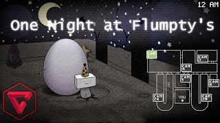 ONE NIGHT AT FLUMPTY'S | Parodia de Five Nights at Freddy's