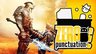 KINGDOMS OF AMALUR: RECKONING (Zero Punctuation) (Video Game Video Review)