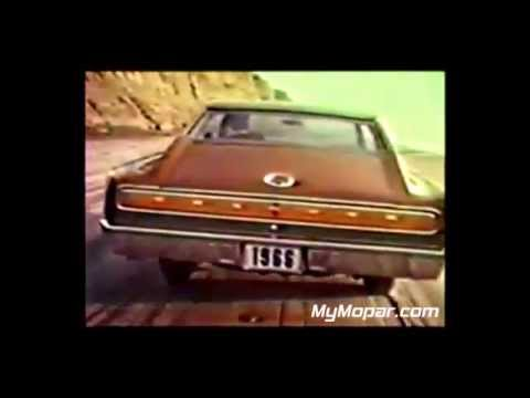 1966 Dodge Charger TV Commercial with Pamela Austin