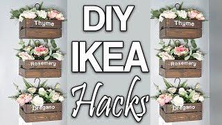 Diy Ikea Hacks ⭐ Budget Home Decor Ideas