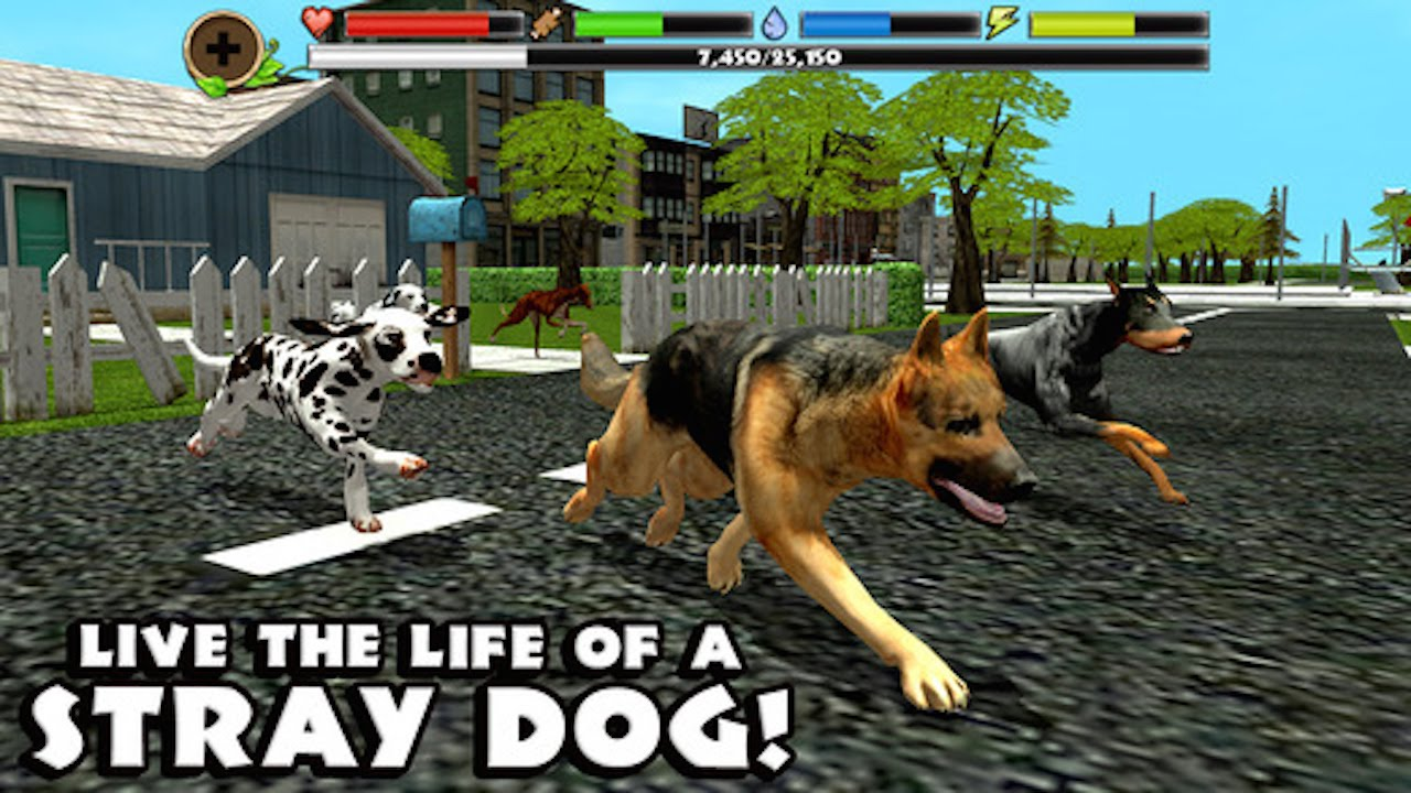 Dog Game Websites