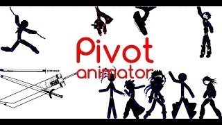 CREATING A DETAILED CHARACTER | Pivot Animator Tutorial #2