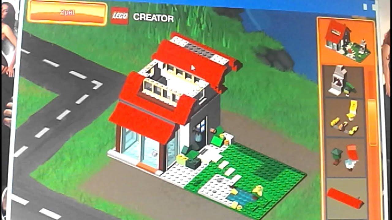 Lego Creator Game Youtube