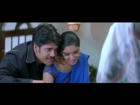 Shivamani Telugu Movie || Mona Mona Video Song || Nagarjuna, Rakshita