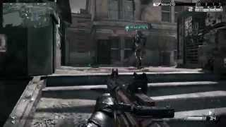 Reddog Learning Ghosts ~ Wiiu ~ Cod ~ Tdm Gameplay