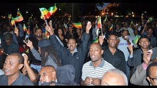 Ethiopia: - Candlelight Vigil in DC for Victims of Irreecha Massacre in Bishoftu