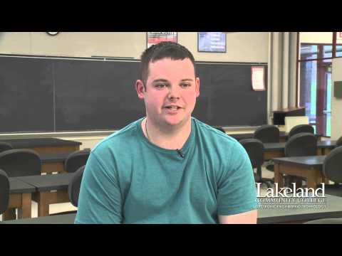 Lakeland Student Stories - Steve Phillips, Electrical Engineering Technology