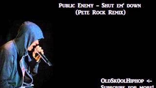 Public Enemy - Shut Em
