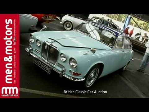 British Classic Car Auction