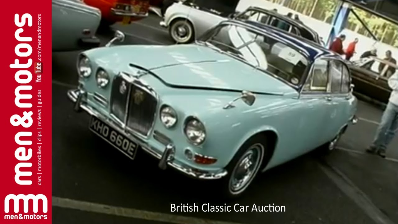 British Classic Car Auction - YouTube