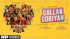 Gallan Goriyan Song | Feat. John Abraham, Mrunal Thakur | Dhvani Bhanushali, Taz | Bhushan Kumar