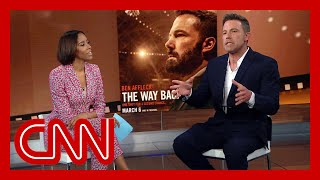 Ben Affleck says his latest movie role hit close to home