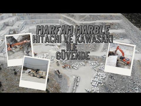MARFAM, HITACHI VE KAWASAKI İLE GÜVENDE