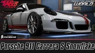 "Need For Speed Payback: Porsche 911 (991) Carrera S ""Snowflake"" 