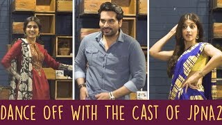 Dance Off with Humayun Saeed, Kubra Khan, and Mawra Hocane | JPNA 2 | ShowSha