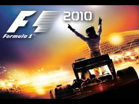 F1 2010 Paddock music (no people talking)