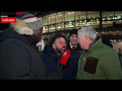 Arsenal 0-3 Man City   Wenger Has Got To Go! He's Lost The Plot!!