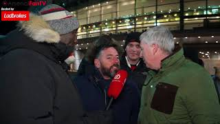 Arsenal 0-3 Man City | Wenger Has Got To Go! He's Lost The Plot!!