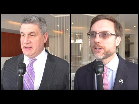 MITRE's LaPlante, Aerospace Corporation's Morin on National