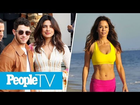 Priyanka Chopra & Nick Jonas Head To Delhi, Brooke Burke Joins us Live | PeopleTV