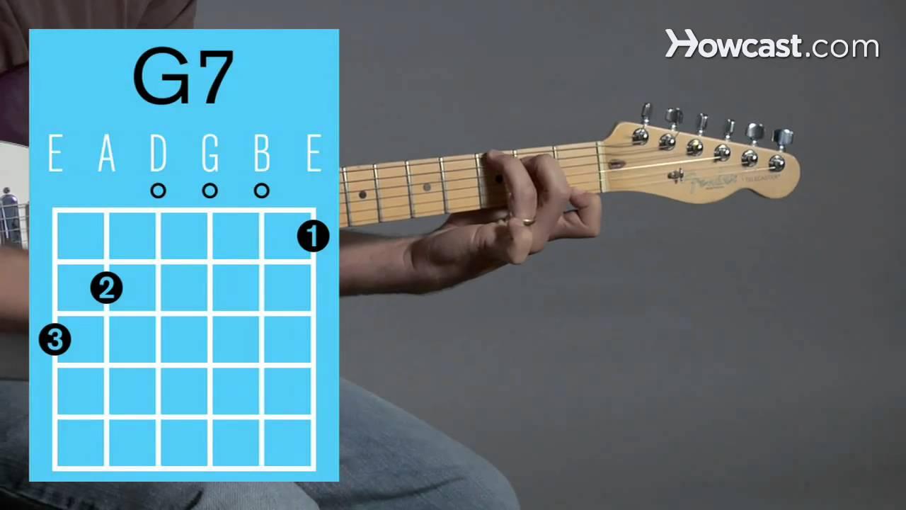 Perfect G7sus Chord Guitar Ensign Beginner Guitar Piano Chords