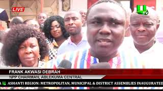 NPP Primaries: Executives Pick Form For Incumbent MP