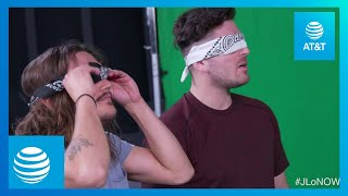 "Jennifer Lopez & Waffsicle ""No So Last Minute Trips"" Dart Throw 
