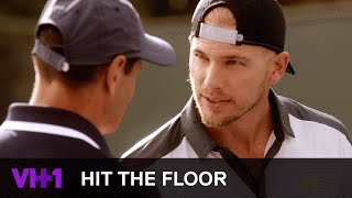 Jude Defends Zero's Awful Tennis Skills | Hit The Floor