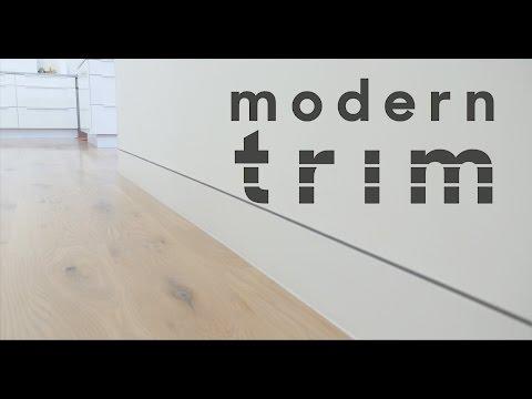 Modern Trim