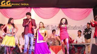 Bhojpuri Kaharva Lokgeet By Ritesh Panday With Dancer Rani, Pooja, Sumona