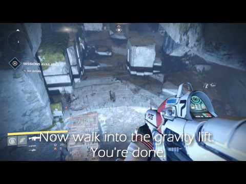 How to enter 'The Terminus,' a secret area Destiny is saving for DLC next year