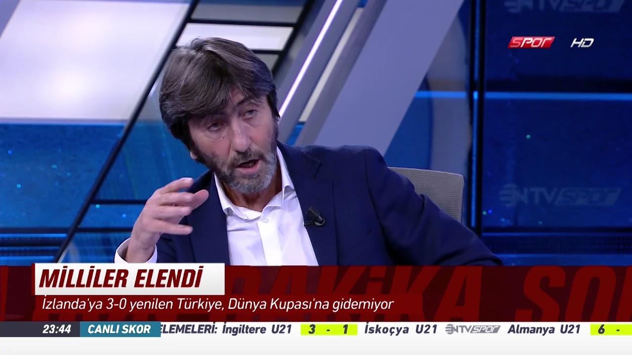 % 100 Futbol Türkiye - İzlanda 6 Ekim 2017