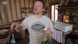 Диетическая заправка для салата от Джейми Оливера