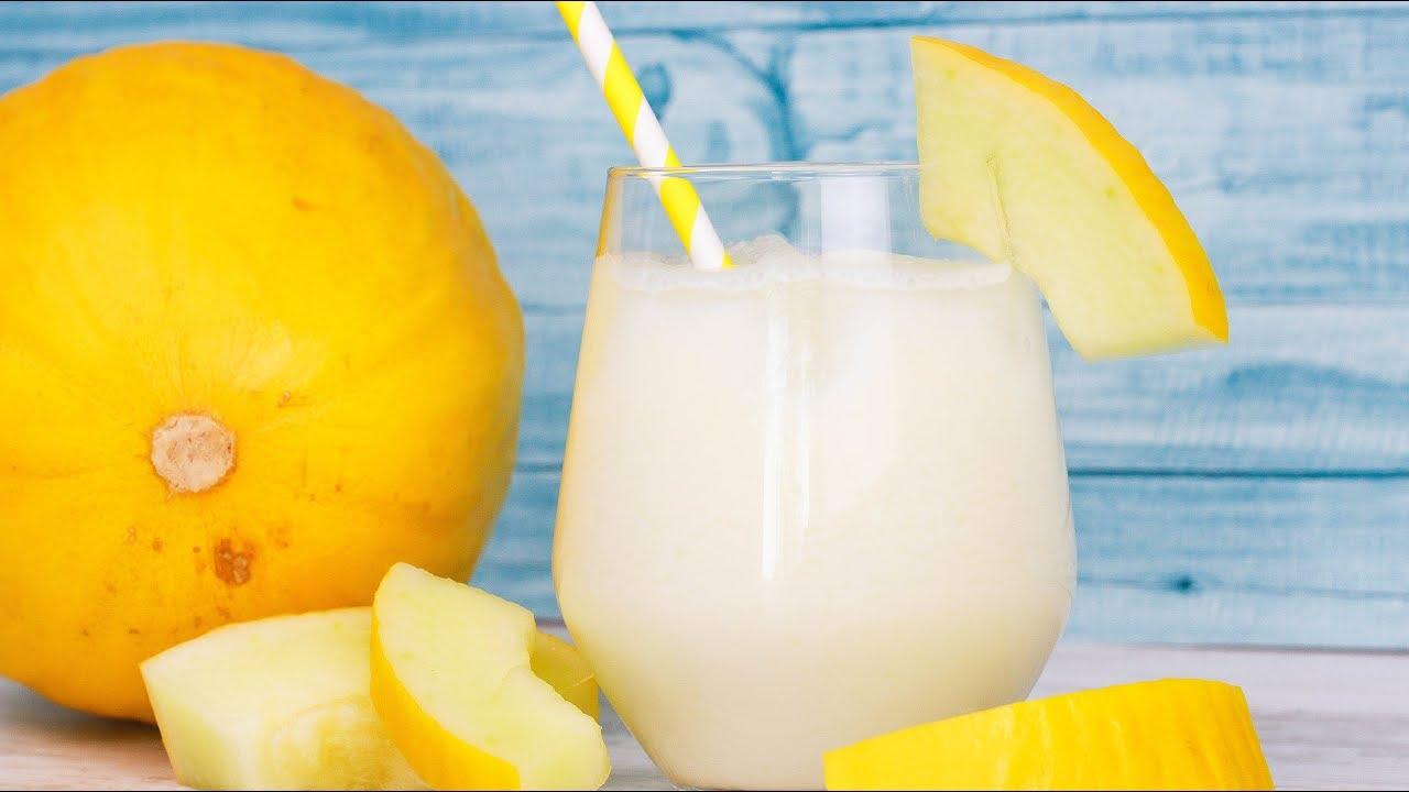 Bildergebnis für Honigmelone smoothie