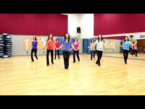Nice To Meet Ya - Line Dance (Dance & Teach in English & 中文)