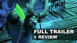 Kung Fu Panda 3 Trailer + Trailer Review : Beyond The Trailer