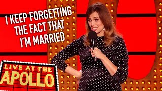 Ellie Taylor Remembers To Take The Pill | Live At The Apollo | BBC Comedy Greats
