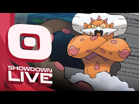 """SHEER FORCE LANDORUS"" Pokemon Sun and Moon! Monotype Showdown Live w/PokeaimMD, Chimp, Gator & Moet"
