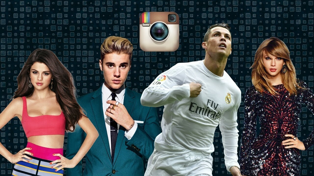 Top 10 Most Followed Instagram Accounts of 2018 | Who has Highest Followers in Instagram 2018?