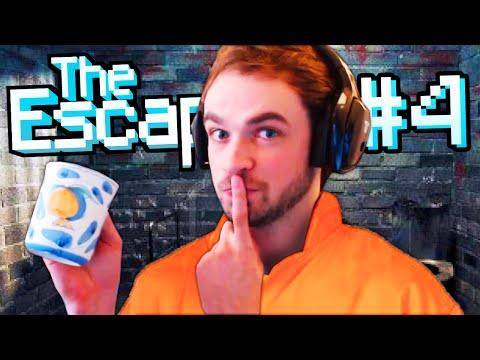 SO CLOSE TO ESCAPE! - The Escapists #4
