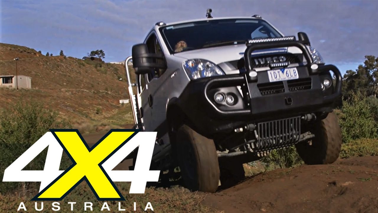 Iveco Daily 4x4 | Road test | 4X4 Australia