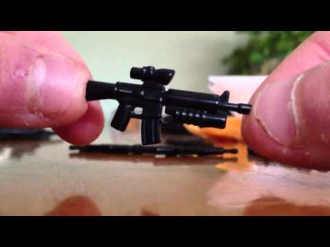 Brickarms M16 Variants Review