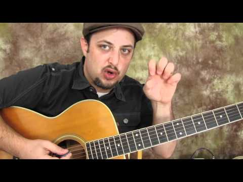 acoustic guitar lesson - how to play lay me down - dirty heads - easy beginner songs